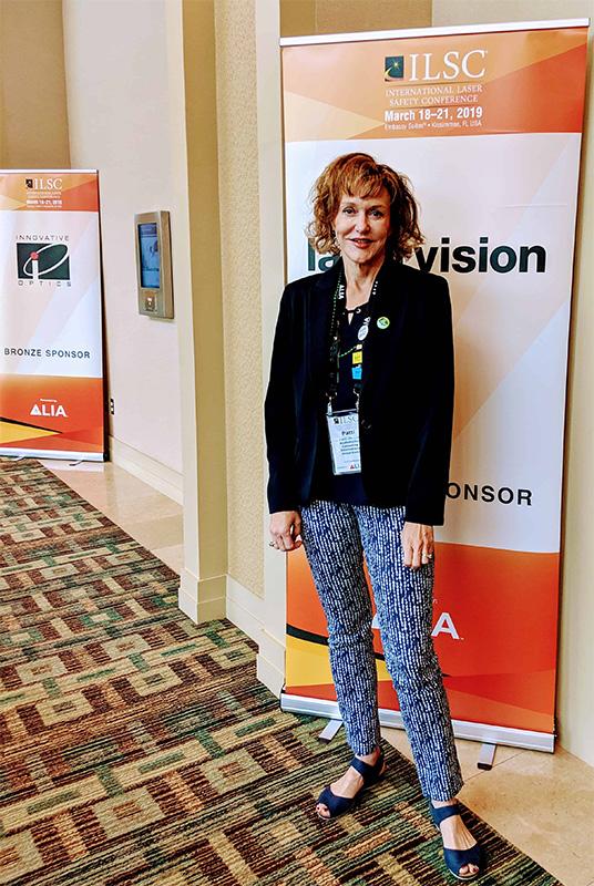 Patti Owens at ILSC 2019