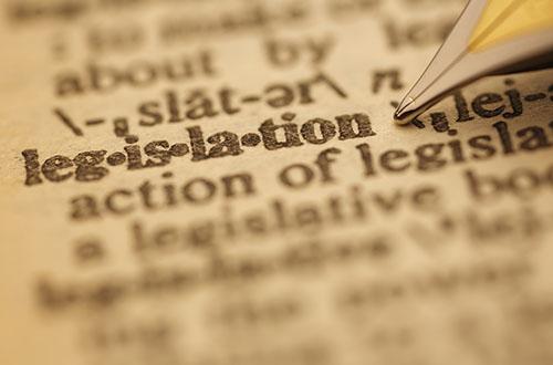 Legislation for Laser safety